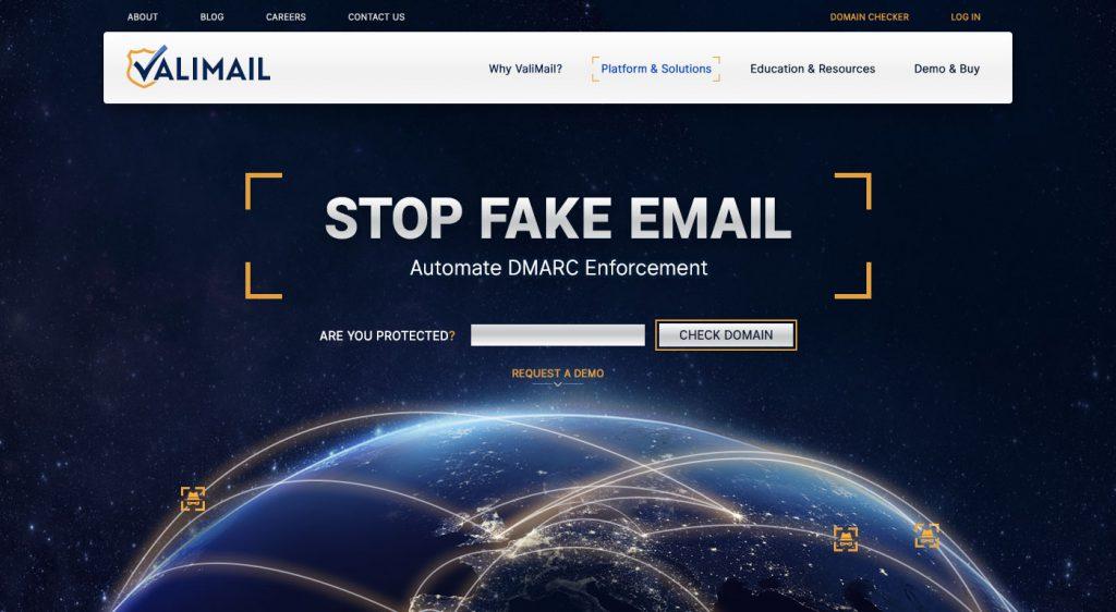 Valimail – Web